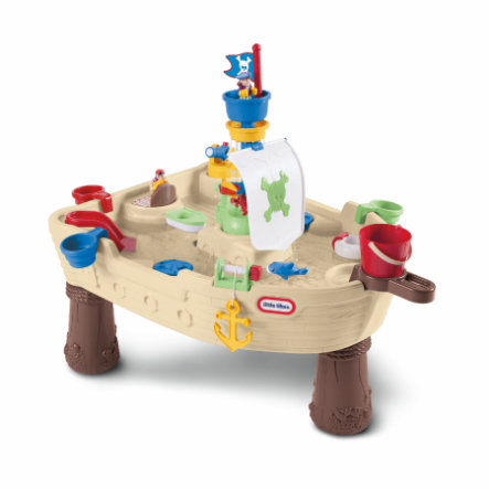 LITTLE TIKES Stůl na hraní - pirátská loď