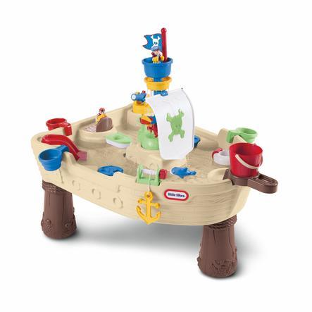 LITTLE TIKES Table d'activités Bateau pirate