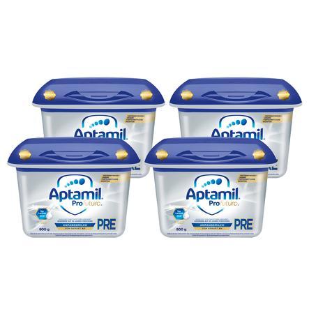 Aptamil Anfangsmilch Profutura PRE 4 x 800 g ab der Geburt