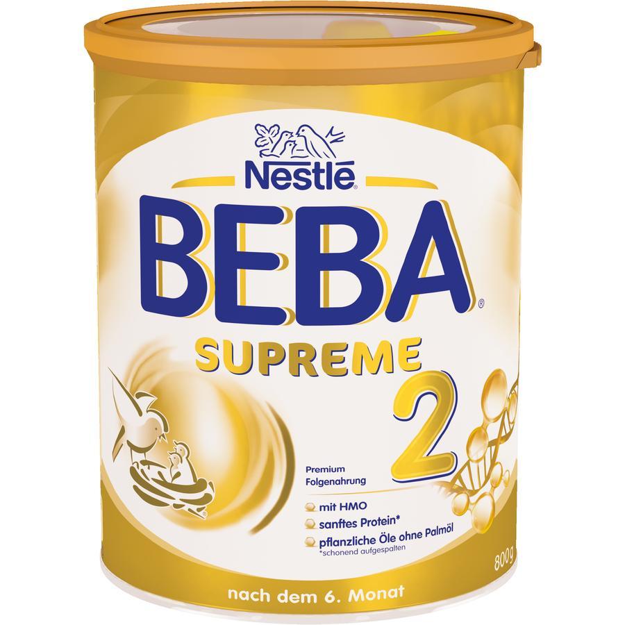 Nestlé Folgenahrung BEBA SUPREME 2 800 g nach dem 6. Monat
