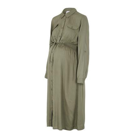mama;licious Robe de maternité MLMALIN Dusty Olive
