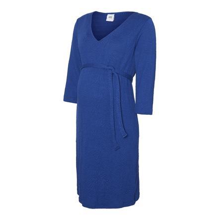 mama;licious Vestido de maternidad MLLARISSA Mazarine Blue