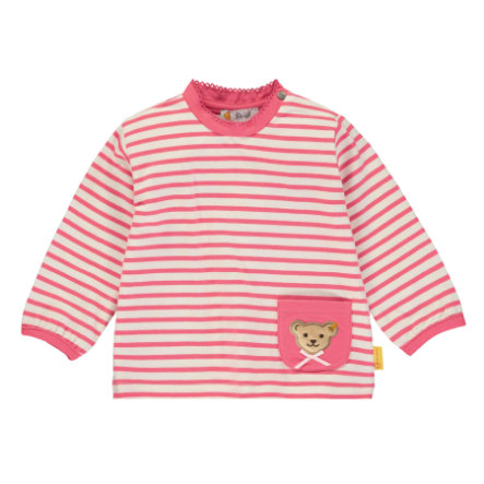 Steiff Girls Langarmshirt, fruit dove