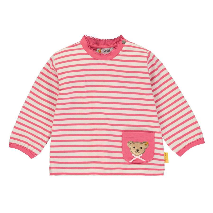 Steiff Girls Langærmet skjorte, frugtdue