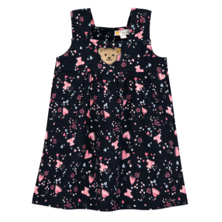 Steiff piger kjole, sort iris
