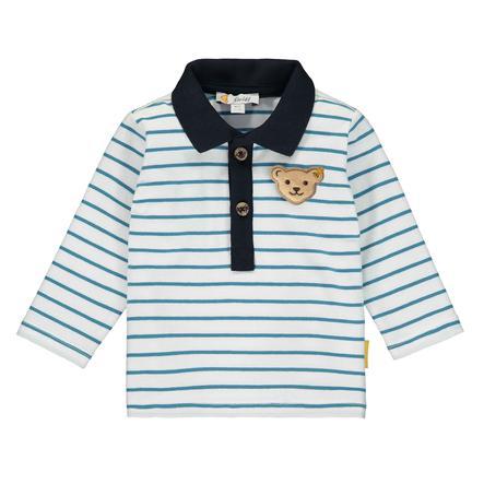 Steiff Boys Poloshirt, faience