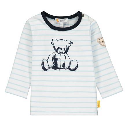 Steiff Boys langærmet skjorte, vinterhimmel