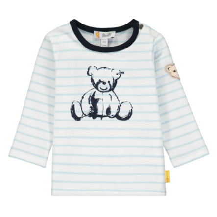 Steiff Boys Langarmshirt, winter sky