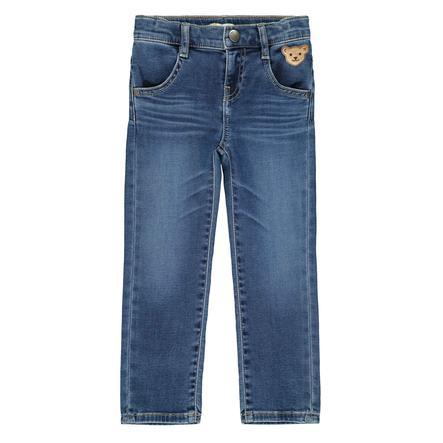 Steiff Boys Jeans, chorąży niebieski