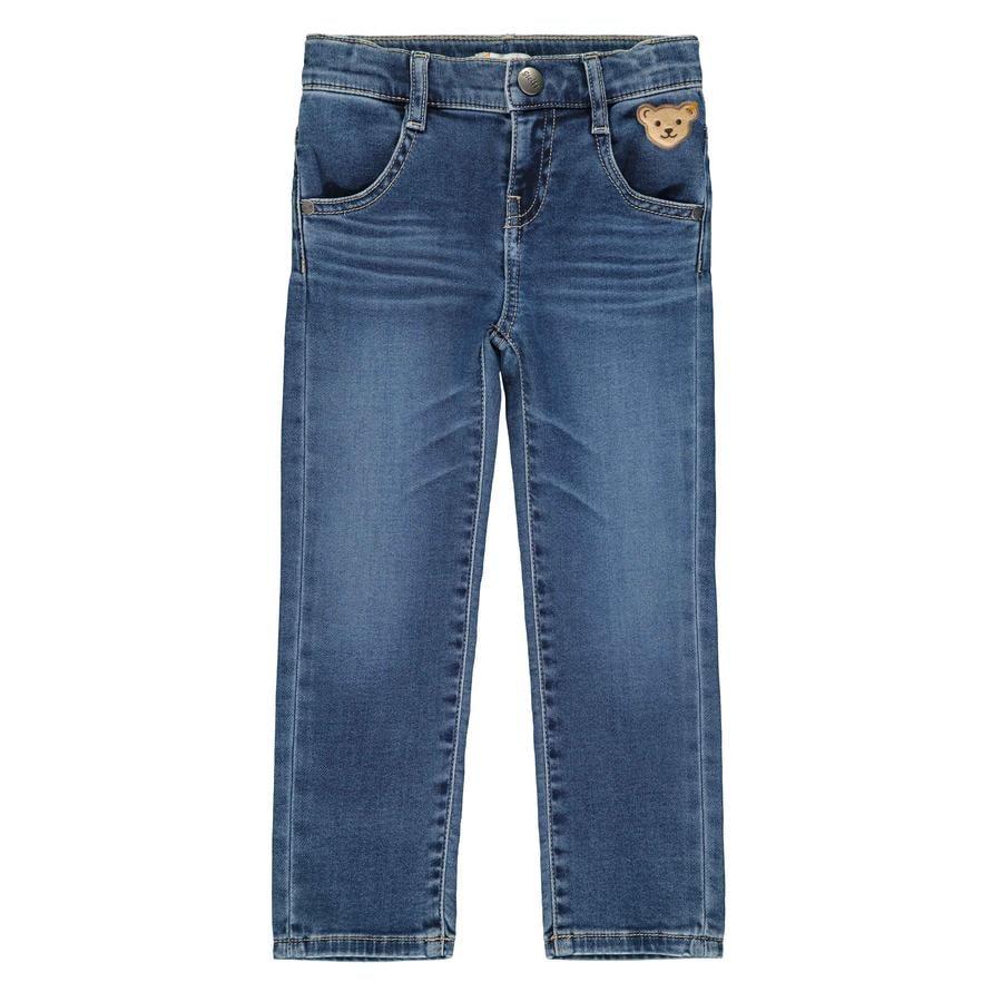 Steiff Boys Jeans, ensignblå