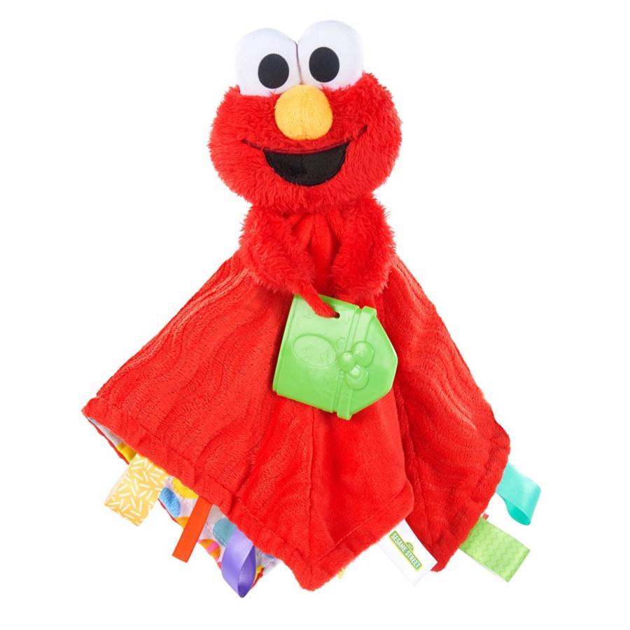 bright starts™ Schmusetuch Sesamstraße Elmo