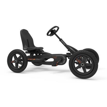 BERG Pedal Go-Kart Buddy Graphite Sondermodell - limitiert