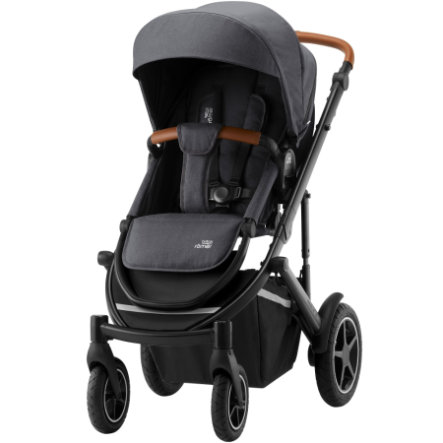 Britax Kinderwagen Smile III Midnight Grey