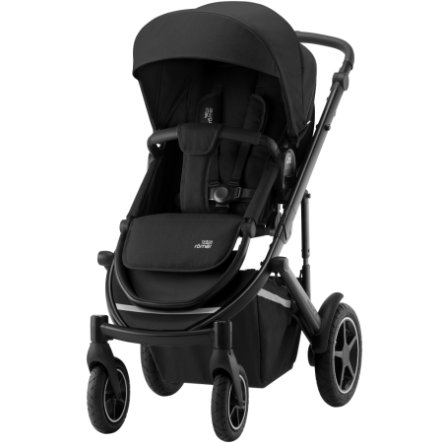 Britax Kinderwagen Smile III Space Black