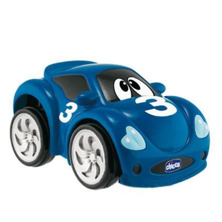 CHICCO Voiture de course Turbo Touch bleu foncé