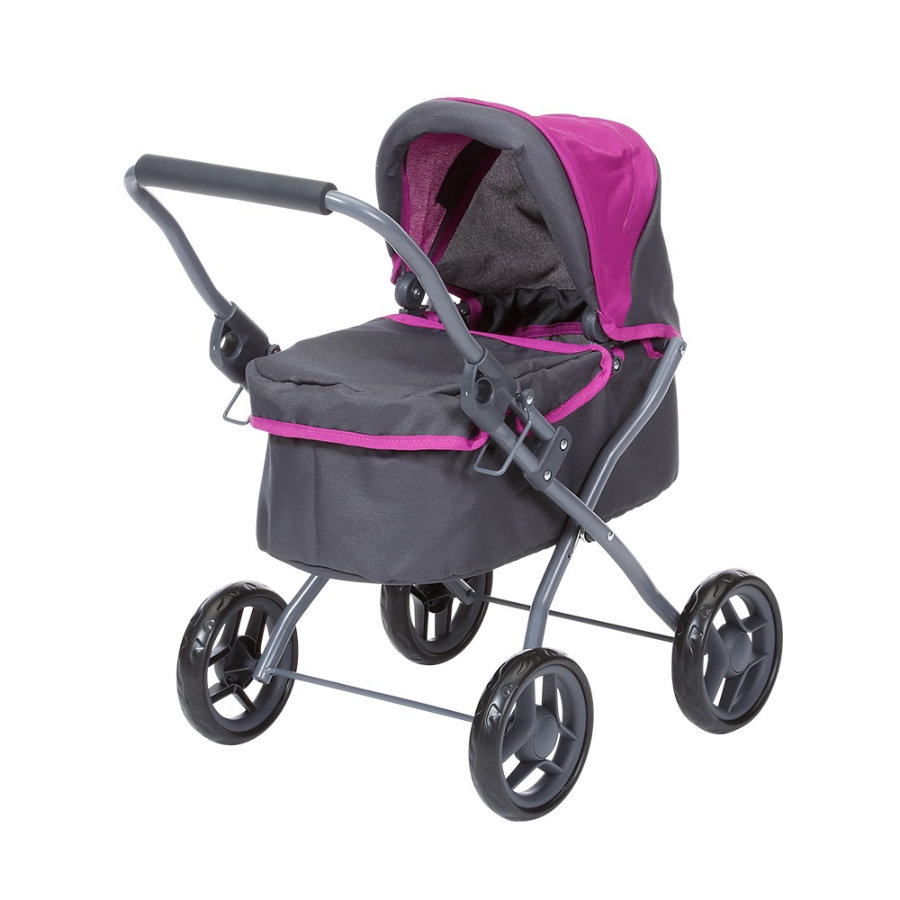knorr® toys Puppenwagen Mini Lili - tec purple