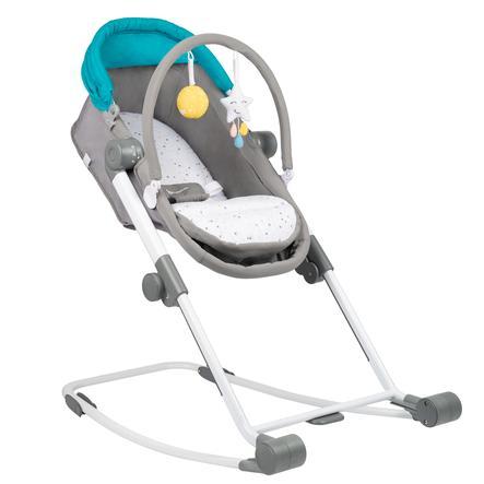 badabulle 5 i 1 baby vagga Compact Rest & Gå