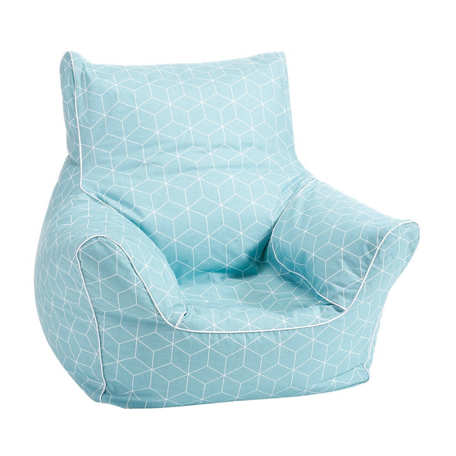 Bolsa de asiento infantil Knorr® toys - Geo cube neo mint