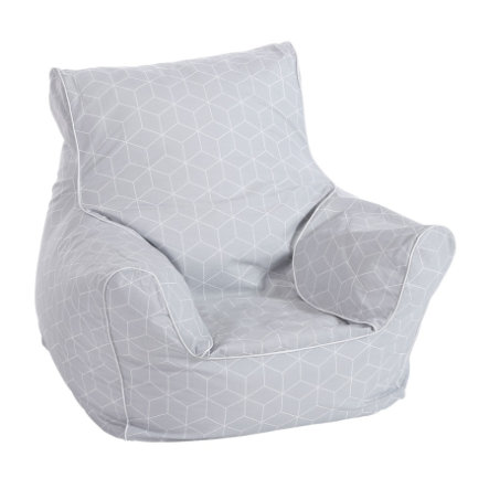 Bolsa de asiento infantil Knorr® toys - Geo cube grey