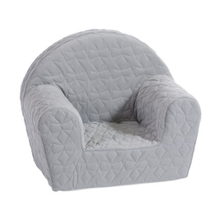 knorr® toys Fauteuil enfant Cosy geo grey