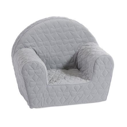 knorr® toys Fotel dziecięcy - Cosy geo grey