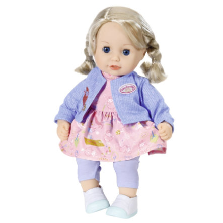 Zapf Creation Poupon bébé Annabell® Little Sophia, 36 cm