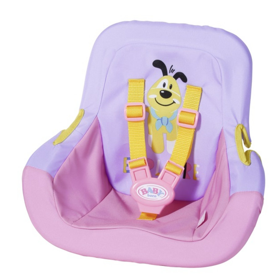 Zapf Creation BABY born® bilstol