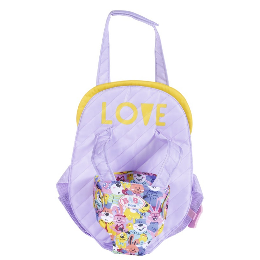 Zapf Creation BABY born® Porte-bébé pour poupée Love