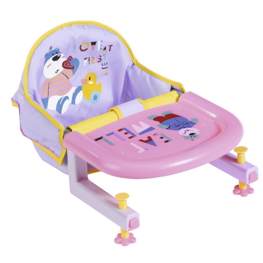Zapf Creation Baby Born® Seggiolino da tavolo per bambole