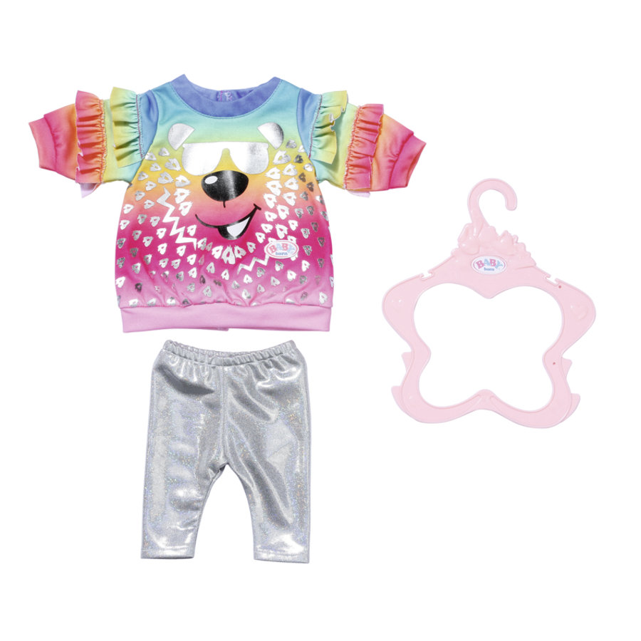 Zapf Creation BABY born® Sweater Outfit, 43 cm