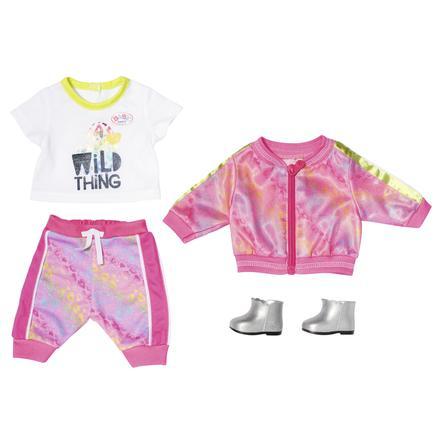 Zapf Creation BABY born® Deluxe Trendiges Pink Set, 43 cm