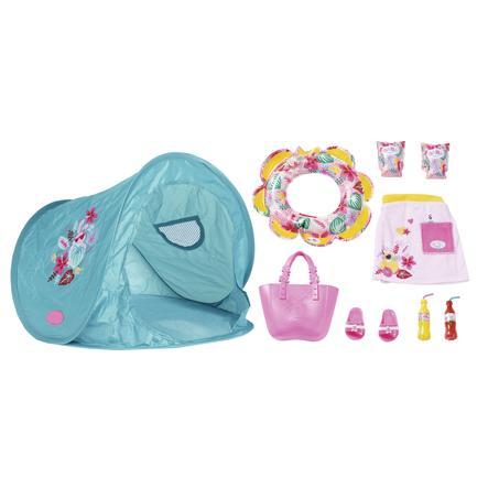 Zapf Creation BABY born® Holiday Beach Set