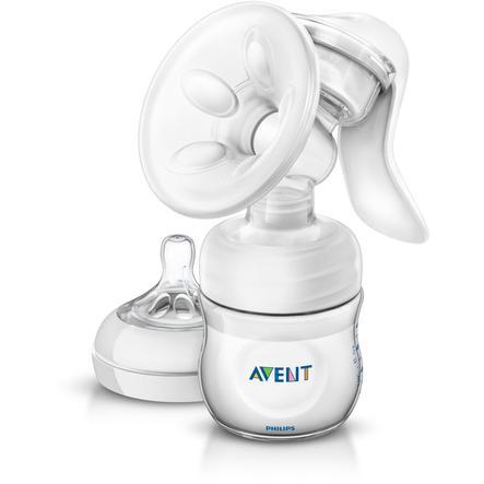 Philips Avent Komfort-Handmilchpumpe SCF330/20 ab der Geburt
