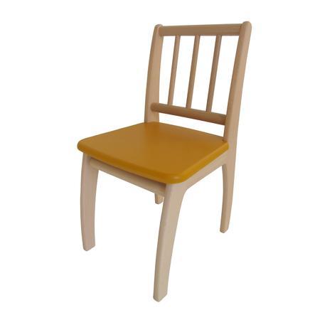 Dětska židle GEUTHER Bambino 2420 žluta