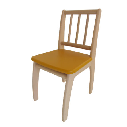 GEUTHER Krzesełko Bambino 2420 - kolor żółty