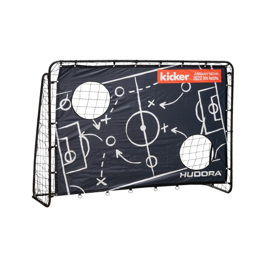 HUDORA ® Fodboldmåltræner - Kicker Edition - Kampplan