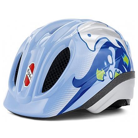 PUKY Casco PH1 per bicicletta, ocean blue Taglia: M/L