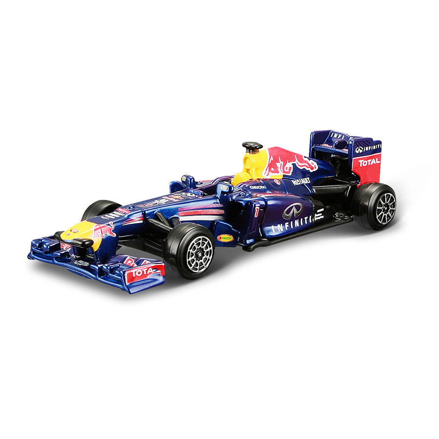 BBURAGO F1 Red Bull Race Team Sebastian Vettel 1:43
