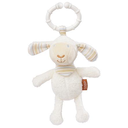 fehn® Mini-Schaf mit Ring Babylove