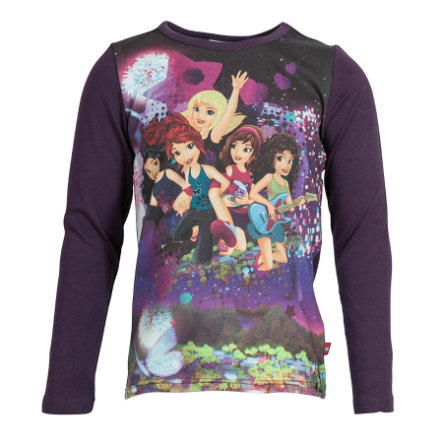 LEGO WEAR Friends Long Sleeve TASJA 701 aubergine
