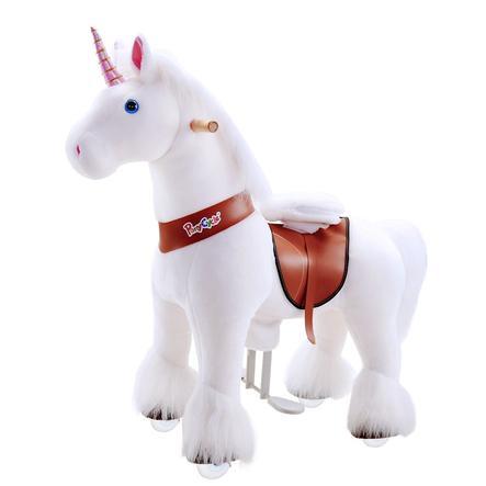 PonyCycle® Weißes Einhorn, mittel baby markt.at