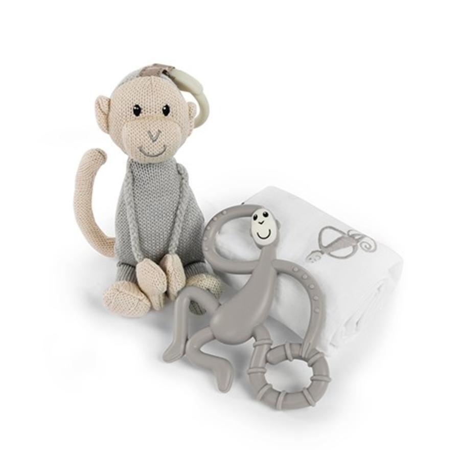 MATCHSTICK MONKEY Coffret naissance gris