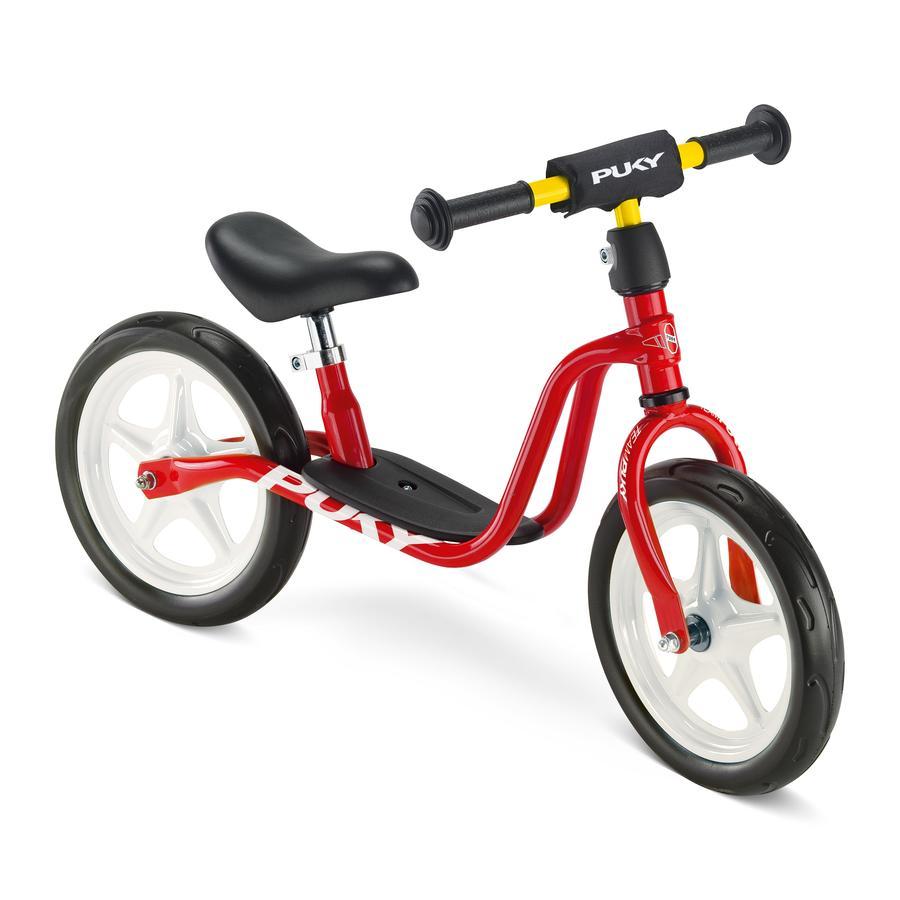 """PUKY® Draisienne enfant LR 1, roues EVA 12,5"""", rouge 4021"""
