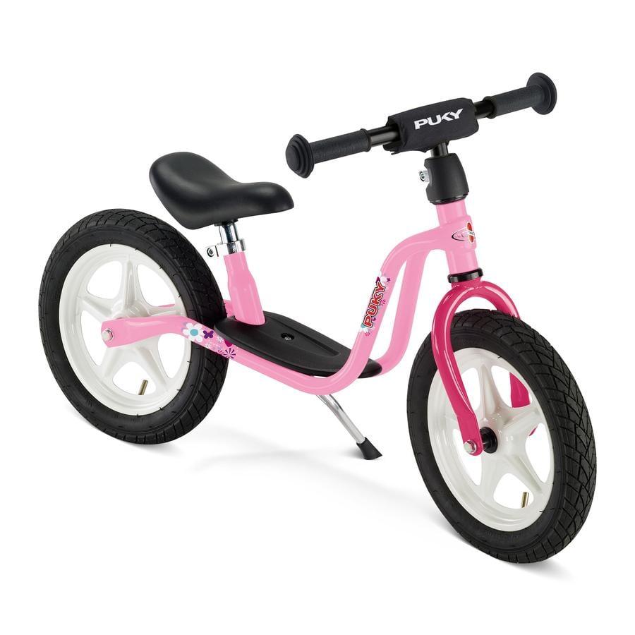 PUKY ® Bicicleta prepedaleo LR 1L, rosa/rosa 4066