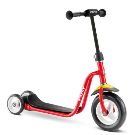 PUKY ® løbehjul R 1, rød 5174