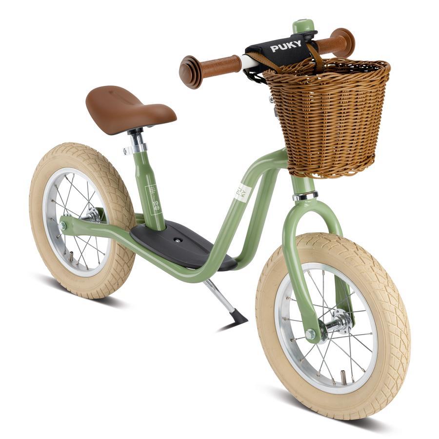 PUKY® Laufrad LR XL mit Luftbereifung und Speichenrädern, Classic im Vintage Design 4067