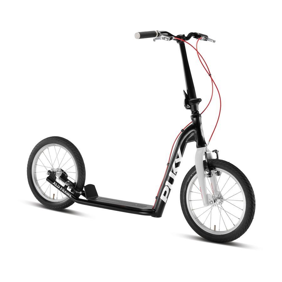 PUKY® Air-Scooter Joker, schwarz/weiß 5631
