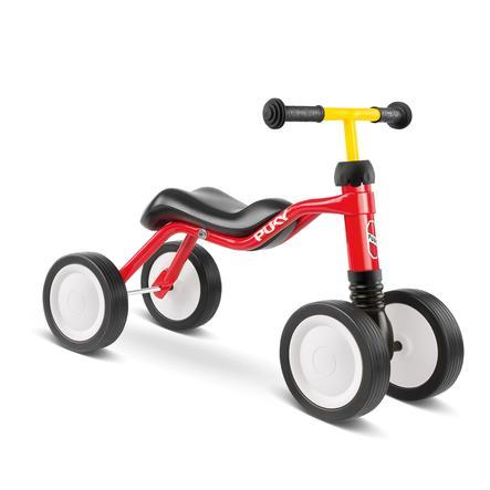 PUKY® Wutsch® Loopfiets rood 3029