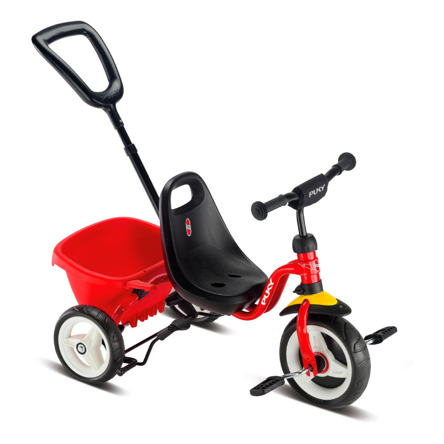 PUKY® Tricycle Ceety, roues confort, multicolore 2214