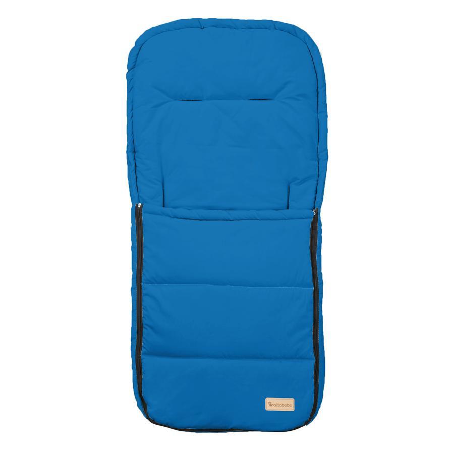 Altabebe Sommerfußsack Basic für Buggy Hellblau
